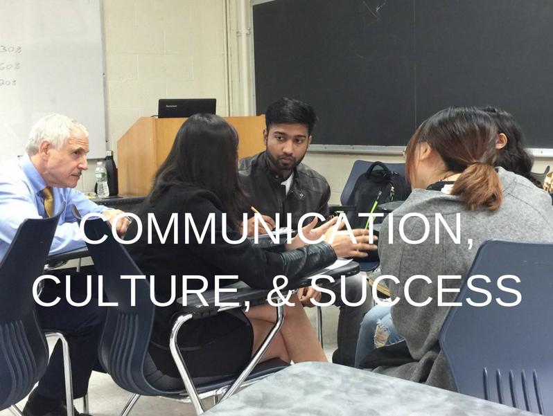 Marshall Tarley - Communication, Culture, & Success at NYU Tandon