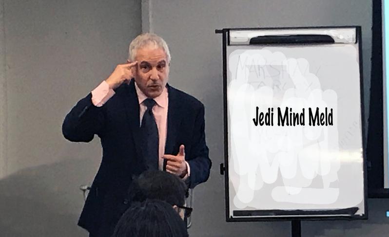 Marshall Tarlely Jedi Mind Meld