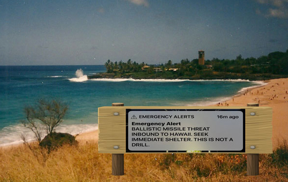Hawaii Five-No. This Is Not a Drill! Check & Balance or Bust.